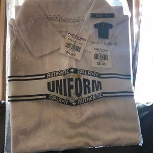 authentic Galaxy Uniform